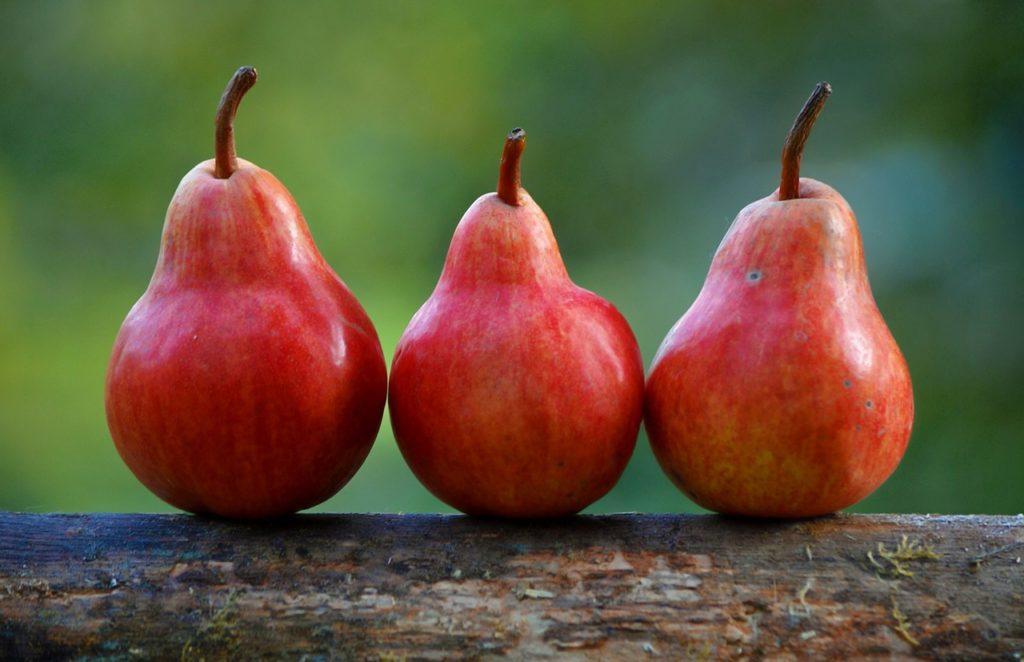 pears-three